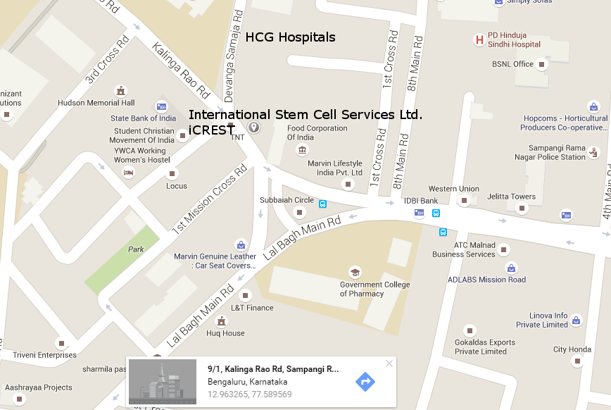 International Stemcell Services Ltd Contact Us - College of pharmacy us map